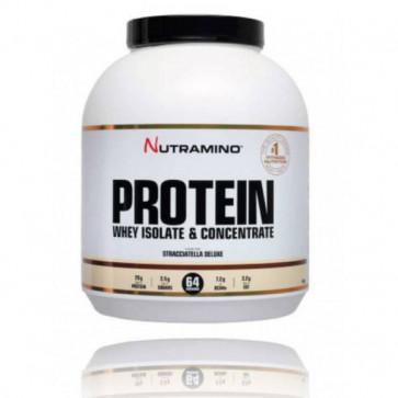 Nutramino straciatella proteinpulver