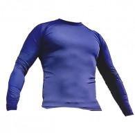 Tætsiddende elasten langærmet trøje
