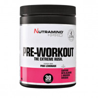 Lemonade pre workout fra Nutramino