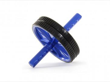 Simpelt mavehjul i holdbar plastic