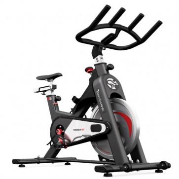Spinningcykel til hjemmetræning. God cykel fra amerikanske Tomahawk.