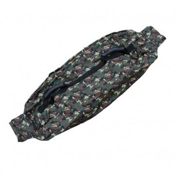 Camouflage sandsæk taske til funktionel træning og udholdenhedstræning
