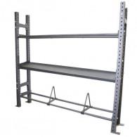Storage rack opbevaringsstativ til bolde, kettlebells og vægtskiver