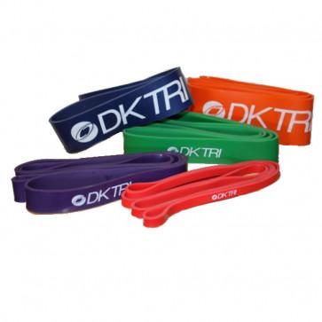 Strength band elastikker DKTRI strength bands