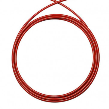 Rødt RX jump rope cable i 34 grams version