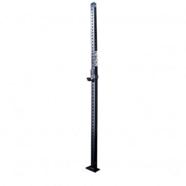 Udendørs overfladebehandlet stolpe til crossfit stativ