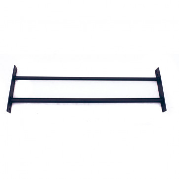 Dual pullup bar til crossfit stativ med 106 cm bredde
