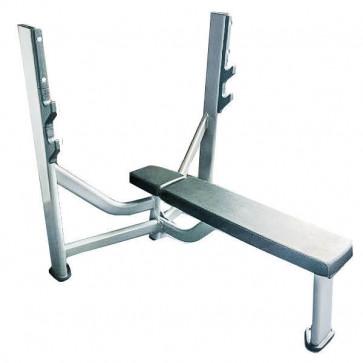 Bænkpres stativ til motionsrum og fitnesscentre