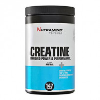 Nutramino Kreatin for mere styrke i træningen