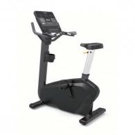 Upright motionscykel med elektronisk modstand