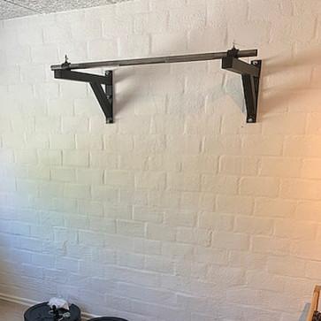 Lækker pullup bar til vægmontering