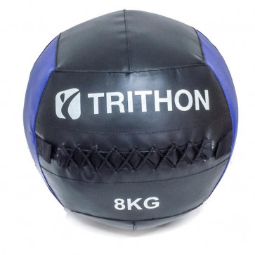 Wall ball på 8 kg i kraftig kvalitet