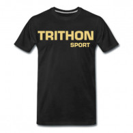 T-shirt i 100% bomuld til generel træning