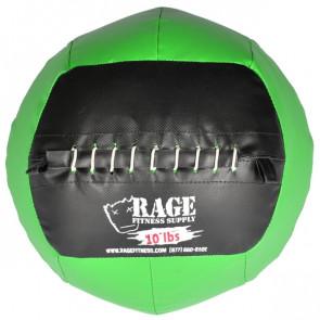 Den klassiske Rage Wal ball i 10 lb. Perfekt til crossfit.
