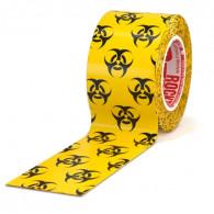 Kinesiotape med biohazard mønster. Sjovt design til din kinesiotape.