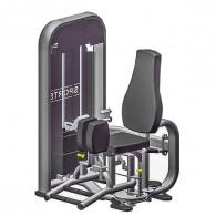 Inder- og yderlårs træning i fitnessmaskine