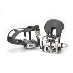 Tåklips pedaler til spinningcykler