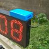 Batteribackup för DKTRI-timmar
