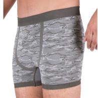 Slidstærke boxershorts i slim fit design