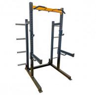Half rack squat stativ til motionsrummet