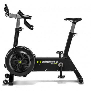 Motionscykel med luftmodstand
