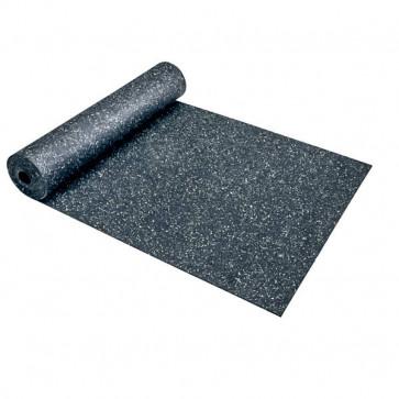 Tykt gummi gulv til motionsrummet