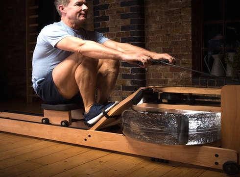 Romaskiner för gym och hemmagym